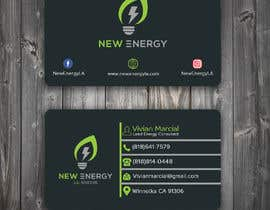 #115 for May the Best Business Card Win by Mannan80