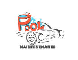 #20 for design for pool maintenance/advertising on car meredes Vito by aru1978