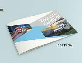 Nro 38 kilpailuun Creación Catálogo Fiat Talento Camper käyttäjältä pcqnk