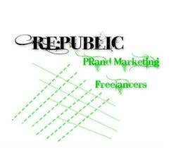 #141 pentru Logo Design for Re:public (PR and Marketing Freelancers) de către Meca1228