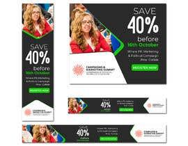 Nro 25 kilpailuun Design Web Ads for a Conference käyttäjältä juwel786