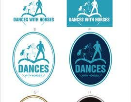 #49 for Create icon dancing with horse by dulhanindi