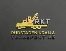 #87 untuk Logo for Crane and Transport company oleh NasrinSuraiya