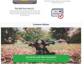 #5 for Mainpage and template design -html+scss- by ammarsohail702