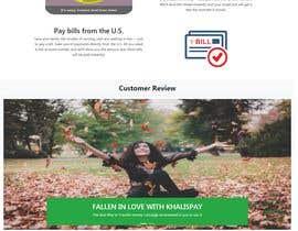 #5 untuk Mainpage and template design -html+scss- oleh ammarsohail702