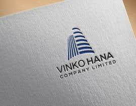 #32 for Design logo for  VINKO HANA COMPANY LIMITED by abidsakal10