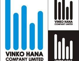 #44 for Design logo for  VINKO HANA COMPANY LIMITED by aryawedhatama