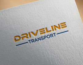 nº 13 pour Logo Design transport company par mtanvir2000