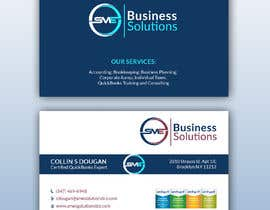 #113 for SME Business Solutions Business Cards by RasalBabu