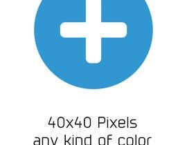 #40 untuk Design an Add Icon oleh DelwarSujon