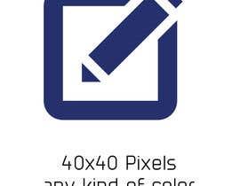 #48 for Design a Edit  Icon af DelwarSujon