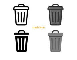#37 for Design a Trash Icon af Ichwan94