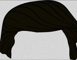 #2 untuk Draw a png trump hair oleh arifulislamelahi