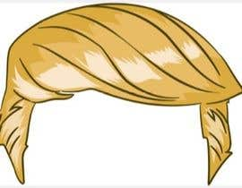 #12 untuk Draw a png trump hair oleh arifulislamelahi