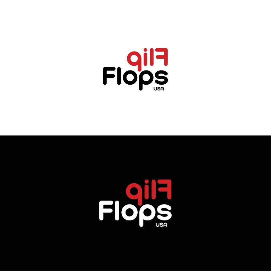 Penyertaan Peraduan #220 untuk Quick LOGO for flip flop website