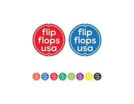 #226 untuk Quick LOGO for flip flop website oleh Rabiulalam199850