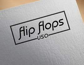 #51 untuk Quick LOGO for flip flop website oleh brightrobel