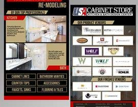 #17 for Double Sided Mount Sign Design for Kitchen Remodeling Company by d3stin
