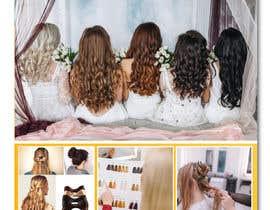 #71 para Design a Flyer for my Hair supply company por Mizanurhaman