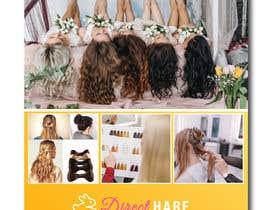 #72 para Design a Flyer for my Hair supply company por Mizanurhaman