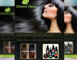 #113 para Design a Flyer for my Hair supply company por mmhmonju