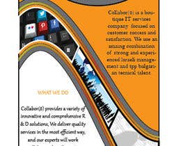 #5 for Marketial banner for Collabor8 by krypashamim