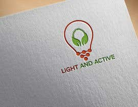 #130 for Logo for my site....light and active af Bexpensivedesign