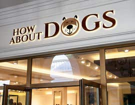 #145 para logo for ''how about dogs' por mdparvej19840