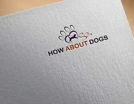 #140 para logo for ''how about dogs' por deponnath12