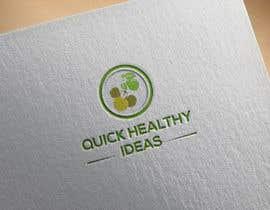 #169 für design a logo ' quick healthy ideas' von kamrunn115