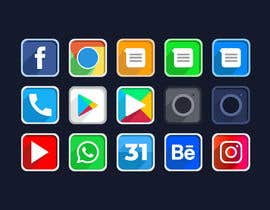 #6 cho Create Android Icon Set bởi JackArevalo