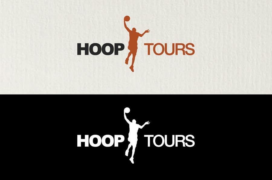 Kilpailutyö #46 kilpailussa Logo Design for Hoop Tours