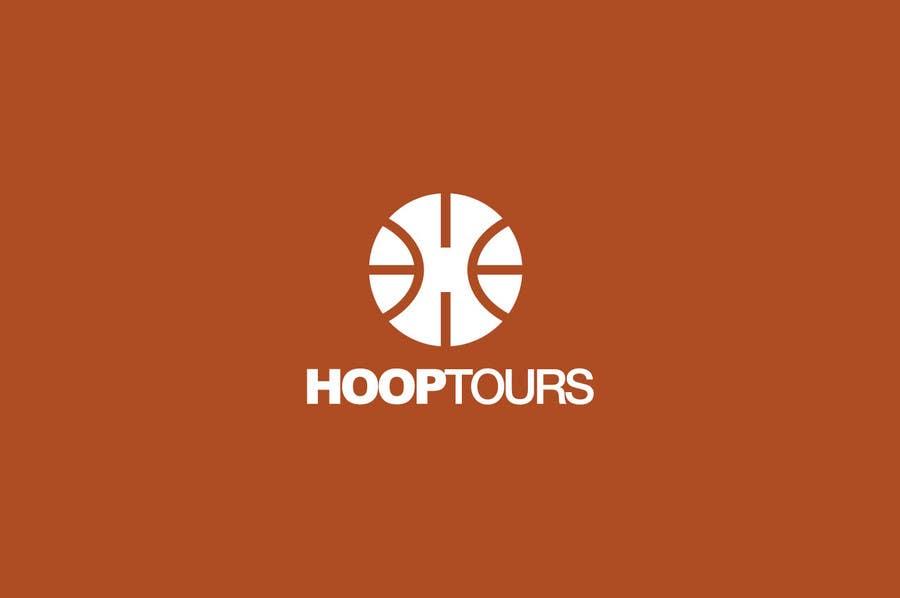 Kilpailutyö #15 kilpailussa Logo Design for Hoop Tours