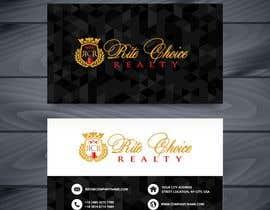 Nro 26 kilpailuun Build me a business card käyttäjältä sanathan542