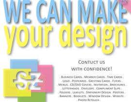 szdesignlondon tarafından Design a Brochure for our company için no 9