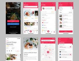 nº 27 pour Design a Delivery App similar to UberEATS par hkkmalinda