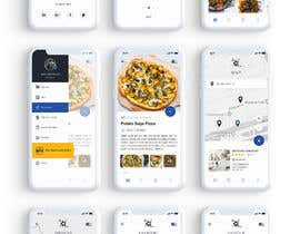 nº 32 pour Design a Delivery App similar to UberEATS par blackdahlia24