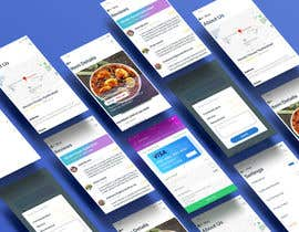 #12 for Design a Delivery App similar to UberEATS by kaziomee