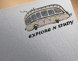 nº 4 pour I need a logo for a company that arranges study tour. the name of my company is explore N study par matnusrat