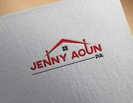 "#73 for I need a logo realyed to real estate, must be elegant and professional. The name must include ""Jenny Aoun, PA."" by mukumia82"