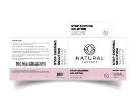 #16 para Packaging and Insert Design for Snoring Mouthguard de nirajmangukiya