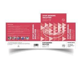 #19 para Packaging and Insert Design for Snoring Mouthguard de nirajmangukiya
