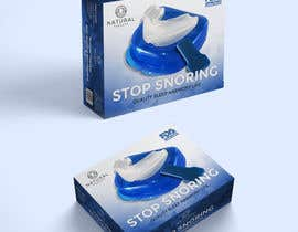 #12 para Packaging and Insert Design for Snoring Mouthguard de arupwork2017