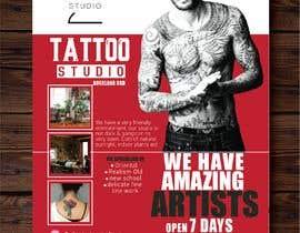 #22 untuk Flyer Tattoo Studio - Auckland NZ oleh maiishaanan