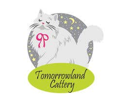 #152 para Cattery Logo Design por yadirhriday