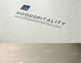 "kopilot tarafından I need a logo for my company ""Hoodspitality"". Looking for a logo in lettering format. Just the word spelled out in custom font. Clean. için no 54"