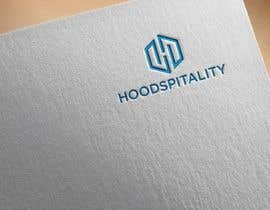 """#48 for I need a logo for my company """"Hoodspitality"""". Looking for a logo in lettering format. Just the word spelled out in custom font. Clean. by FioRocco"""