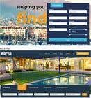 Banner Design Entri Peraduan #25 for Create a real estate site also in colocation (FINDHOMY)