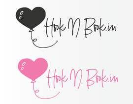 nº 30 pour logo Design for HooknBook.in par redeesstudio