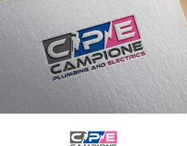 #45 for Logo for my business Campione Plumbing and electrics af asidhm